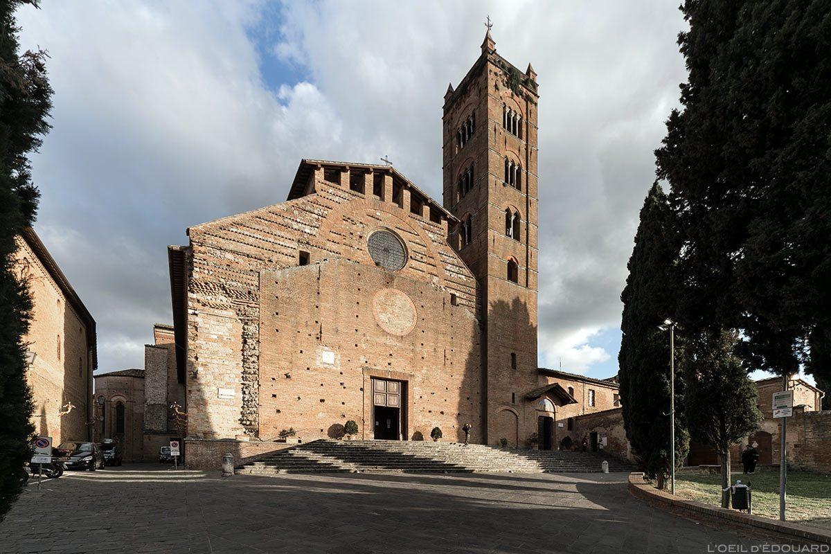La Basilique San Clemente in Santa Maria dei Servi, Sienne
