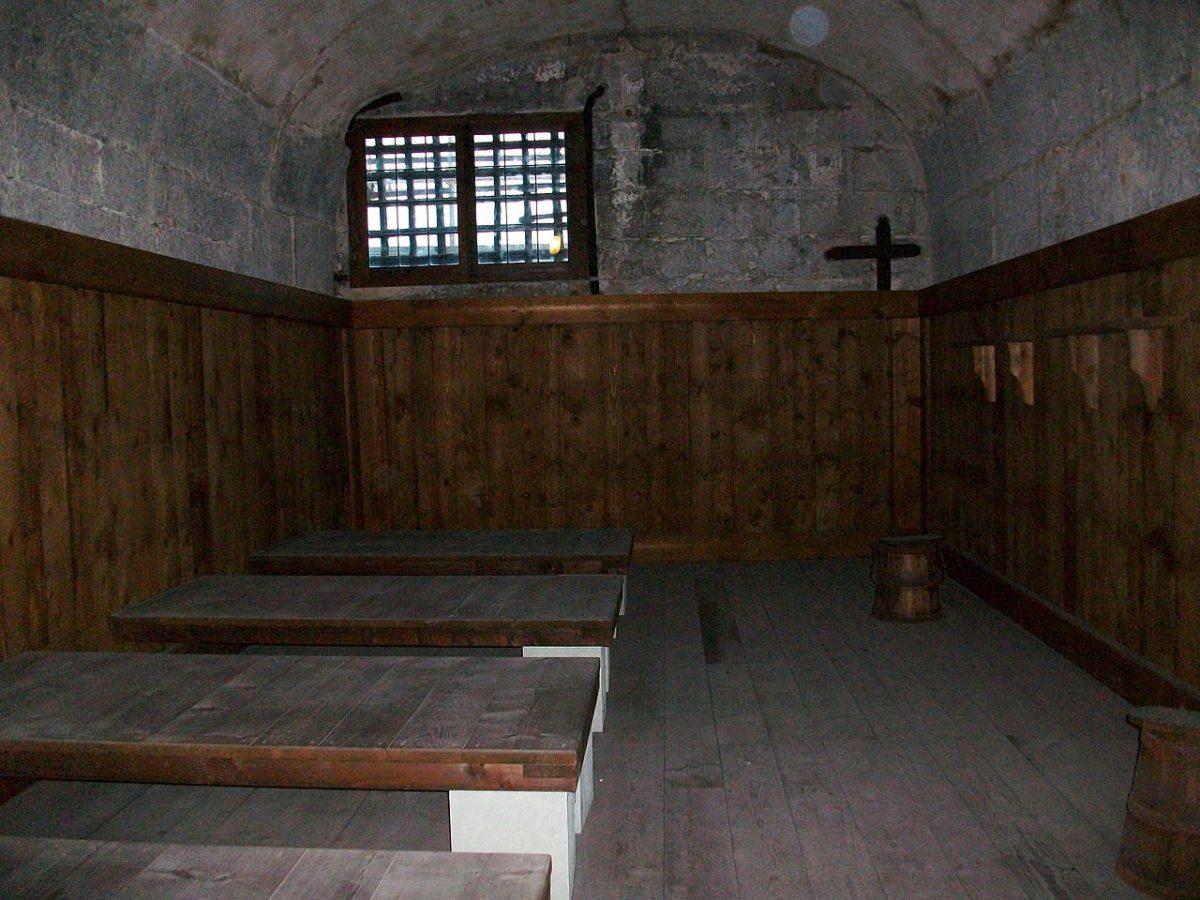 Prison du Palais des Doges de Venise © Joanbanjo