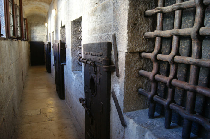 Prisons du Palais des Doges de Venise © Виктор Омский
