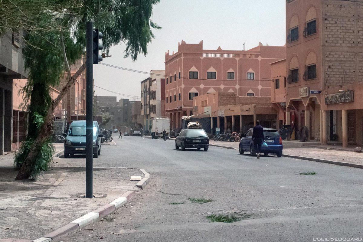 Rue de Ouarzazate, Maroc