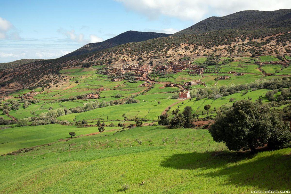 Ouis Keddou et forêt Tagargoust au Maroc