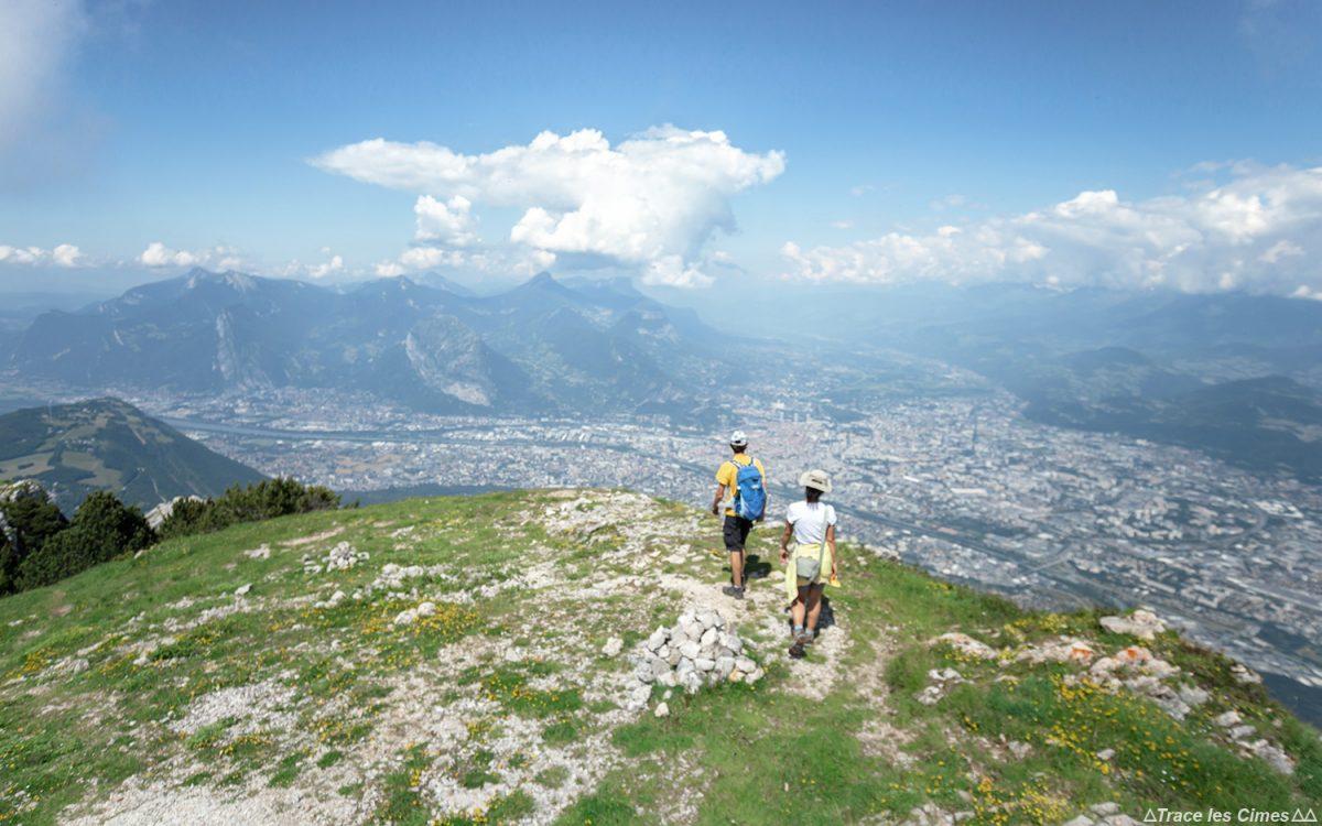 Belvédère du Moucherotte sur Grenoble