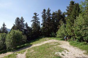 Sentier de randonnée Le Moucherotte, Vercors