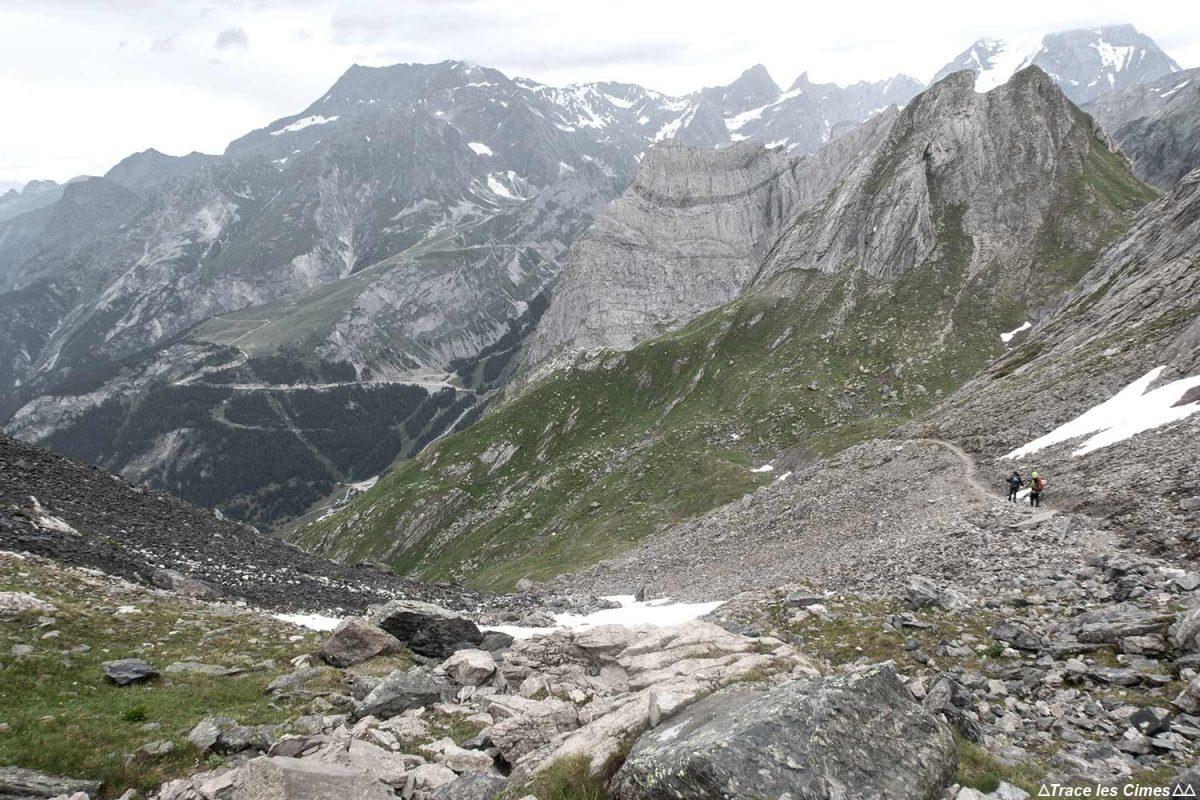 Le Petit Marchet, le Grand Bec et la Grande Casse, Massif de la Vanoise