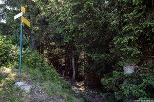 Itinéraire de randonnée aux Grands Moulins depuis Val Pelouse, Belledonne