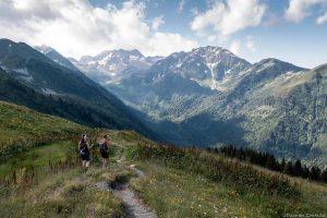 Sentier de randonnée aux Grands Moulins, Belledonne
