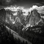 Massif du Catinaccio, montagnes dans les Dolomites, Italie / Montagna Dolomiti Italia © L'Oeil d'Édouard - Tous droits réservés
