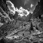 Punta Vallaccia, Bivacco Zeni dans les Dolomites, Italie / Montagna Dolomiti Italia © L'Oeil d'Édouard - Tous droits réservés