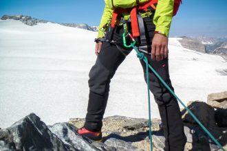 Test Pantalon Alpinisme Cimalp Transalp