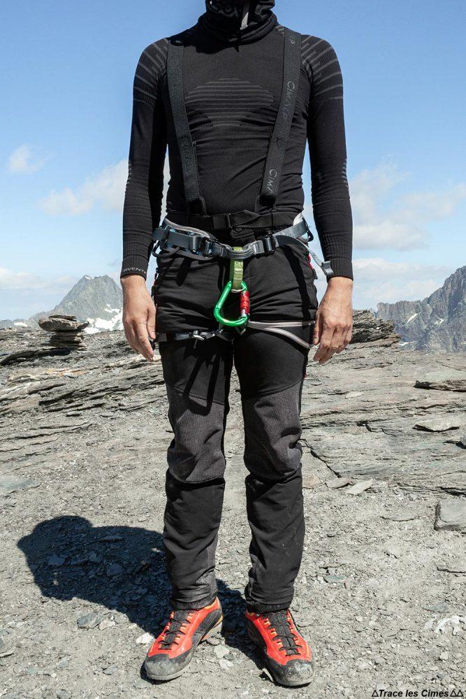 Test Pantalon Alpinisme CimAlp Transalpin