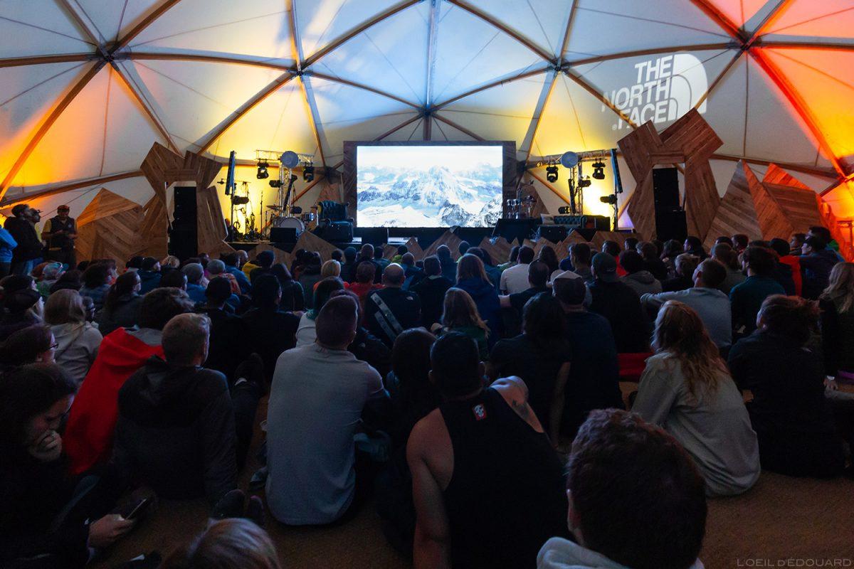The North Face Mountain Festival 2018 à Val San Nicolo dans les Dolomites, Italie / Dolomiti Italia Italy