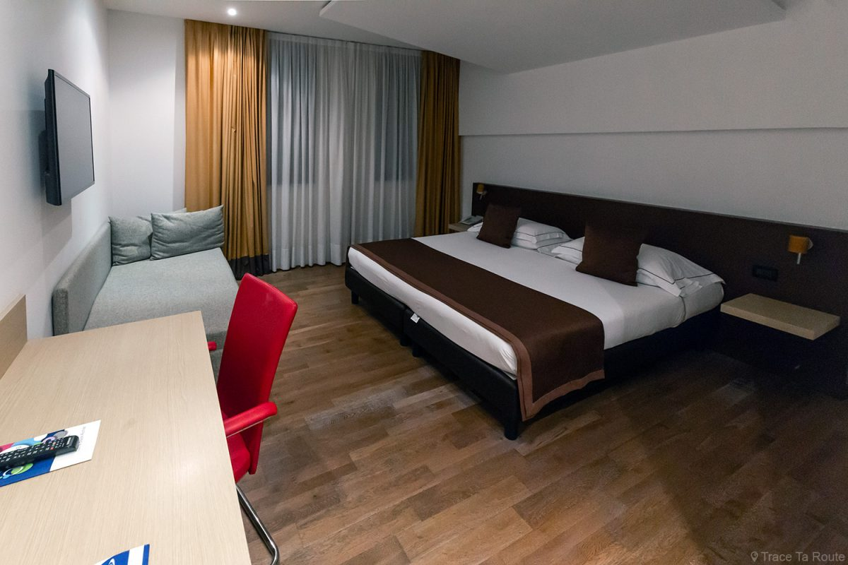 Chambre d'Hôtel Vérone 5 étoiles AirportHotel Verona ***** Italia Italie Italy