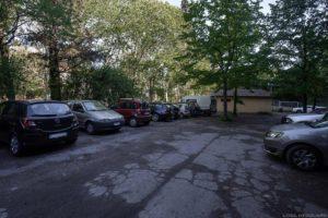 Parking gratuit à Florence, Viale Michelangiolo Firenze Italia