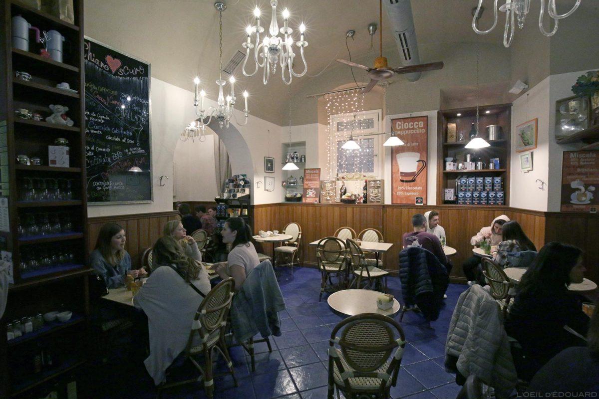 Caffè ChiarOscuro - Florence, Italie / Firenze, Italia Italy