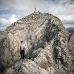 Le sommet de La Pointe Percée, Aravis / Haute-Savoie © L'Oeil d'Édouard - Tous droits réservés