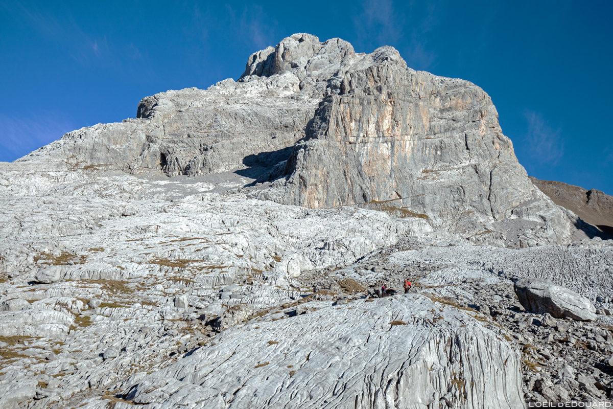 La Pointe Percée, Chaîne des Aravis / Haute-Savoie