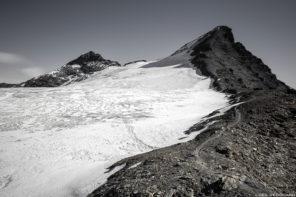 L'Aiguille de la Grande Sassière et le Glacier de la Sassière, Alpes Grées, Montagne Savoie © L'Oeil d'Édouard - Tous droits réservés