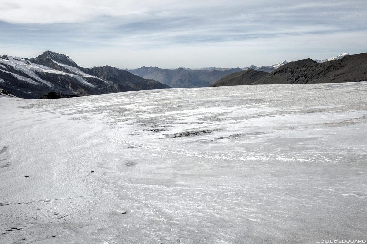 Le Glacier de la Sassière, Alpes Grées, Montagne Savoie