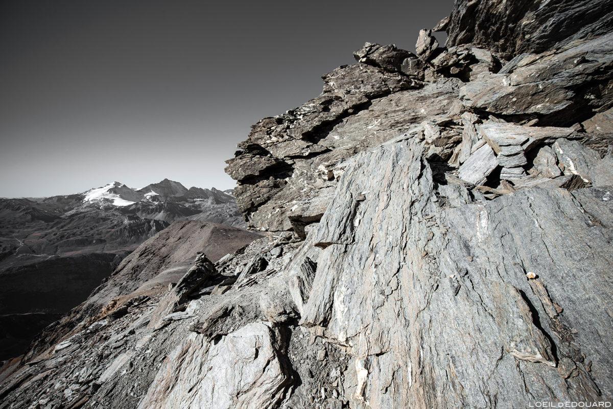 Randonnée à l'Aiguille de la Grande Sassière, Alpes Grées Savoie © L'Oeil d'Édouard - Tous droits réservés
