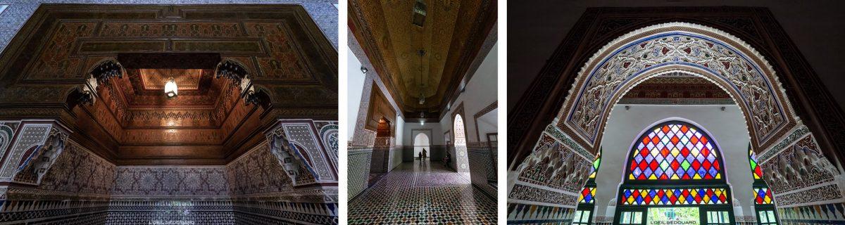 Visite du Palais Bahia de Marrakech, Maroc / Visit Marrakesh Morocco