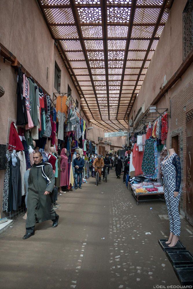 Souk de Marrakech, Maroc / Marrakesh Morocco