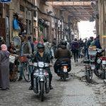 Souk dans la Médina de Marrakech, Maroc / Marrakesh Morocco