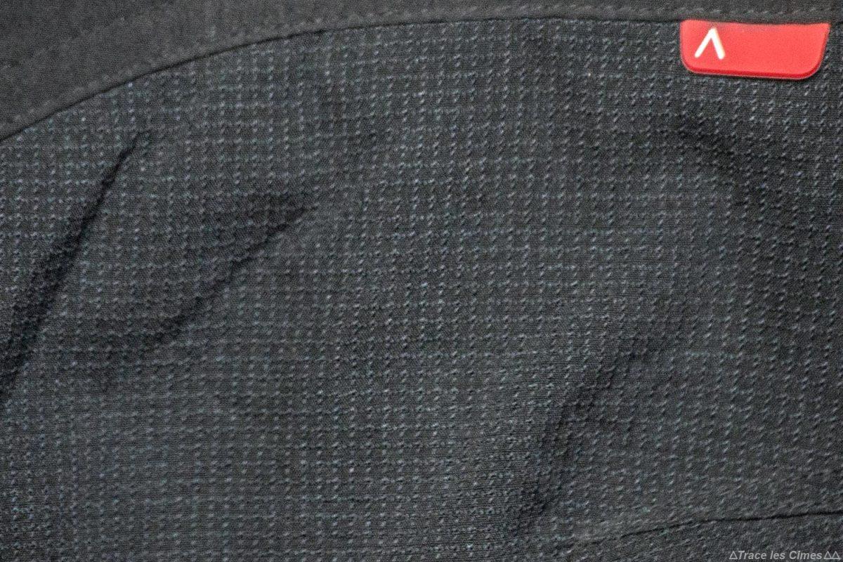 Test pantalon de randonnée CimAlp Explore H : renforts kevlar au genou / trekking trouser review