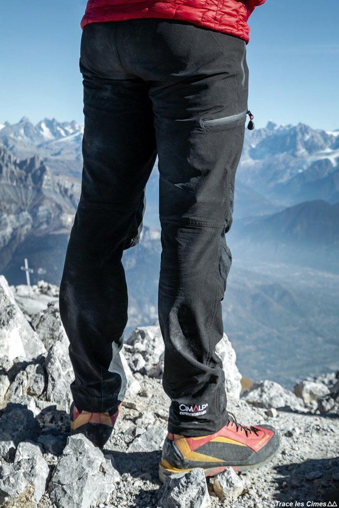 Test : pantalon de randonnée CimAlp Explore H - trekking trouser review