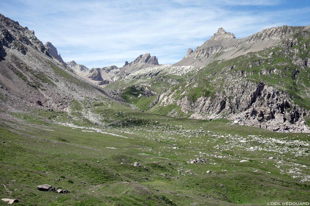 Combe de la Neuva, Cormet de Roselend, Le Beaufortain Savoie Alpes