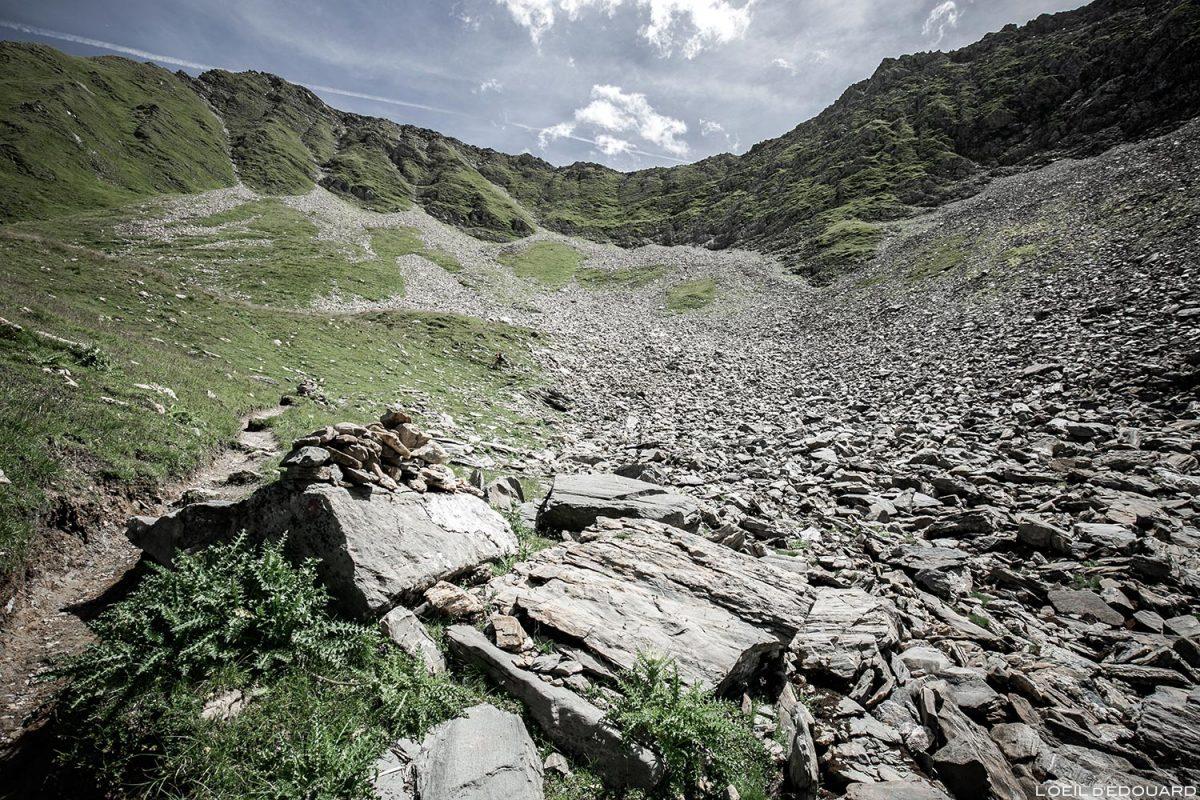 Le Passeur de Pralognan, Combe de la Neuva Le Beaufortain Savoie Alpes