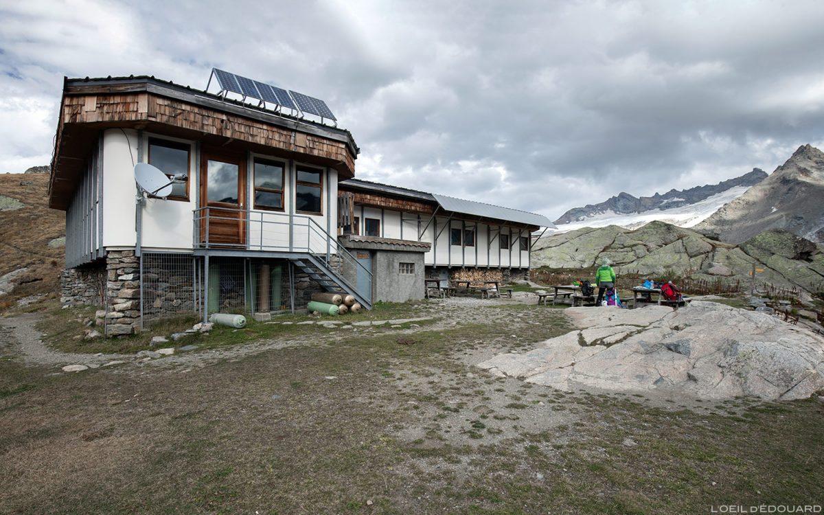 Le Refuge des Évettes - Alpes Grées, Haute-Maurienne, Savoie Alpes