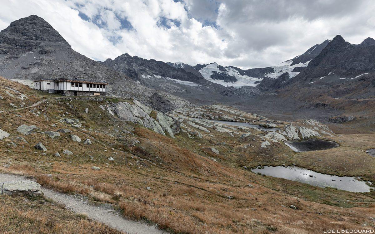 Le Refuge du Cirque des Évettes - Alpes Grées, Haute-Maurienne, Savoie Alpes