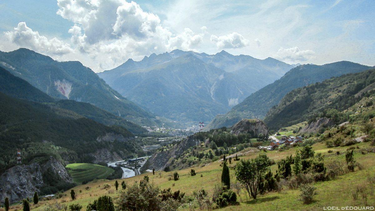 Modane et la Vallée de la Maurienne Savoie