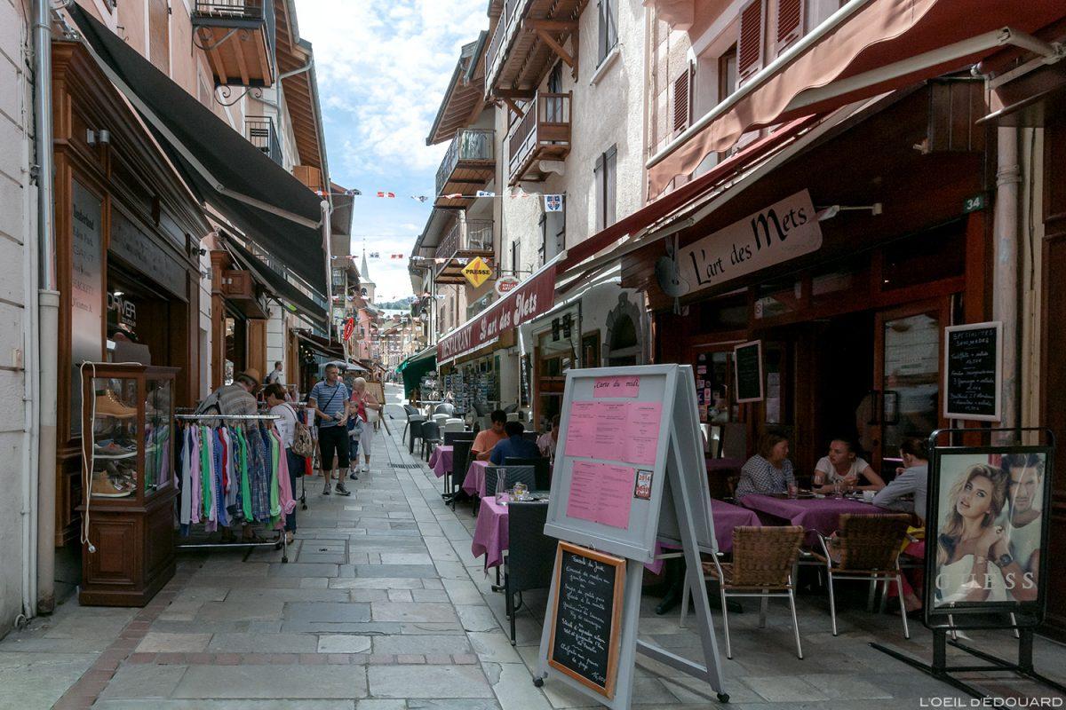 Grande Rue, Bourg-Saint-Maurice - Haute-Tarentaise Savoie Alpes