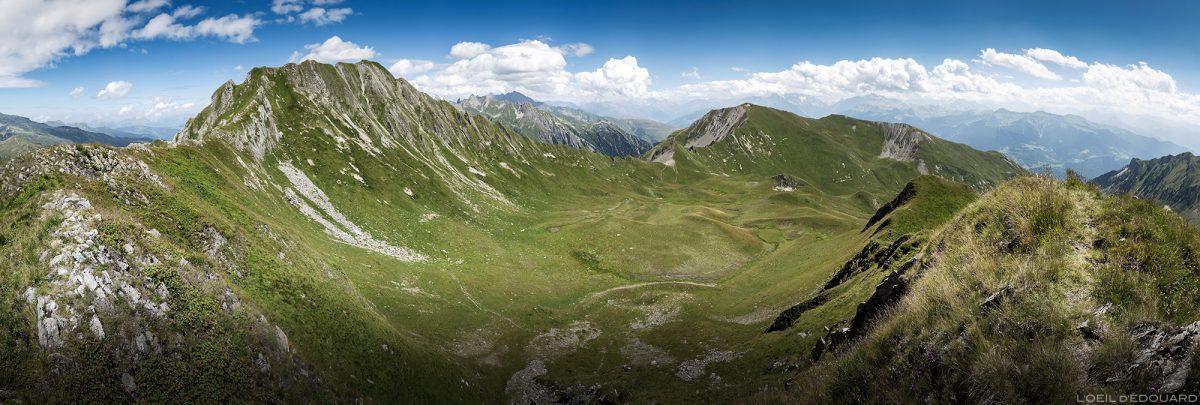 Le Crêt du Rey, Le Beaufortain Savoie Paysage Montagne Alpes