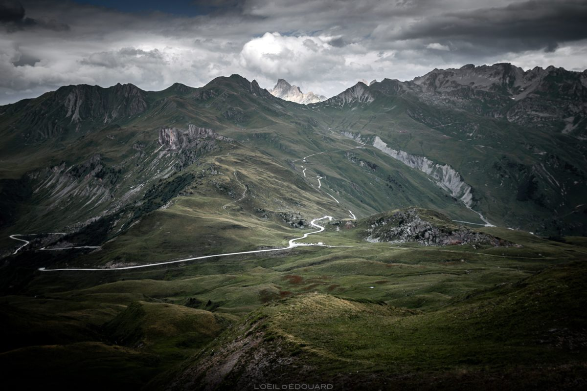 Le Cormet d'Arêches et le Col du Coin, Le Beaufortain Savoie Paysage Montagne Alpes © L'Oeil d'Édouard - Tous droits réservés
