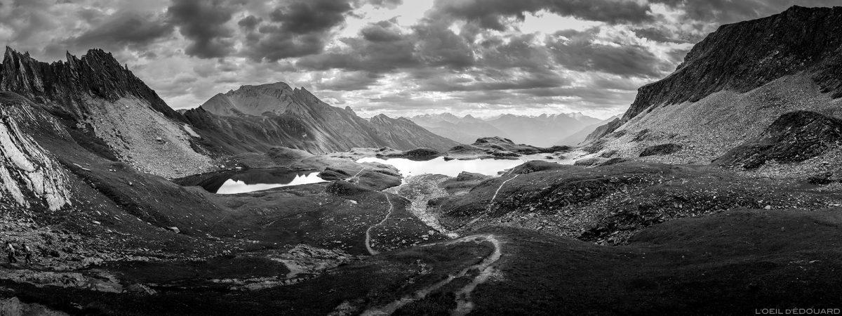 Les Lacs de la Forclaz, Le Beaufortain Savoie Paysage Montagne Alpes