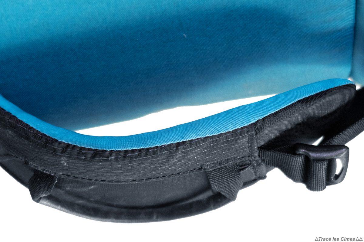 ceinture Test sac à dos alpinisme ski de randonnée Osprey Mutant 38 backpack review