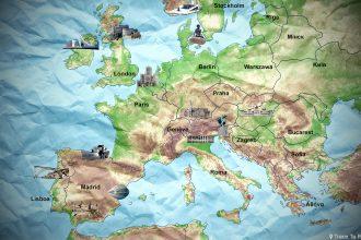 Top 10 des villes européennes incontournables à voir en voyage © L'Oeil d'Édouard - Tous droits réservés