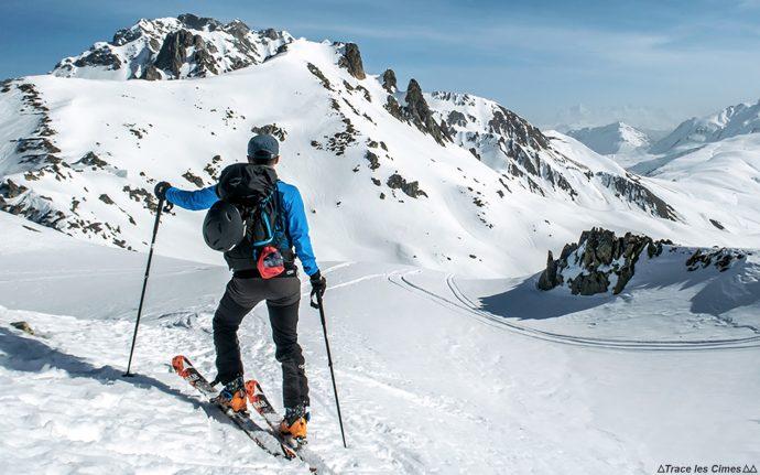 Comment S Habiller En Ski De Randonnée Et équipement Nécessaire Blog Outdoor Trace Les Cimes