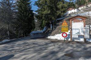 Parking Les Pars Foyer de ski de Fond - Massif du Beaufortain, Savoie