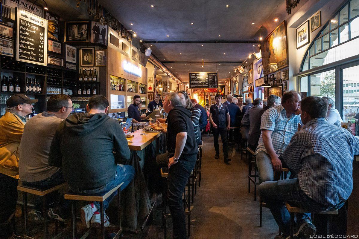 Brasserie Restaurant Ständige Vertretung Berlin Allemagne Deutschland Germany