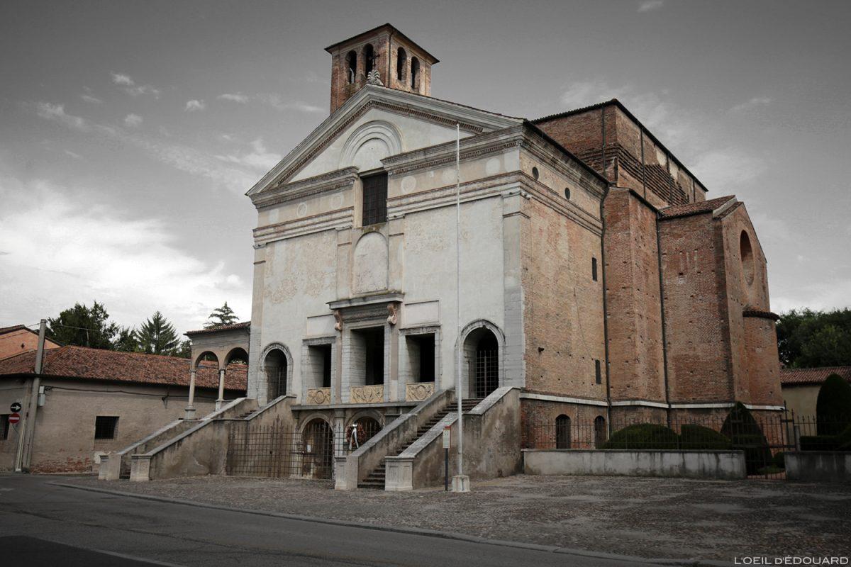 Église Temple de Saint-Sébastien Mantoue Italie / Chiesa Tempio di San Sebastiano Mantova Italia Italy church