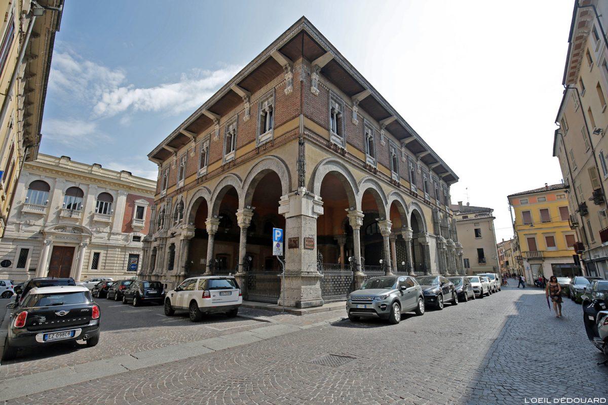 Palais Andreani, Mantoue Italie / Palazzo Andreani, Mantova Italia Italy bridge
