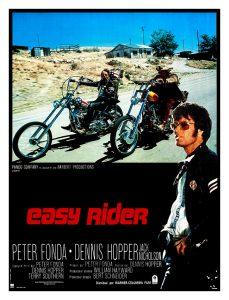 Affiche film : Easy Rider (1969) Dennis HOPPER