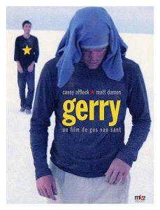 Affiche film : Gerry (2002) Gus VAN SANT