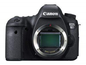 Appareil Photo Numérique Reflex Canon EOS 6D