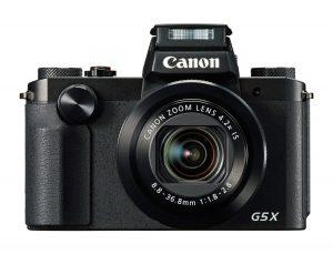 Appareil Photo Numérique compact Canon PowerShot G5X