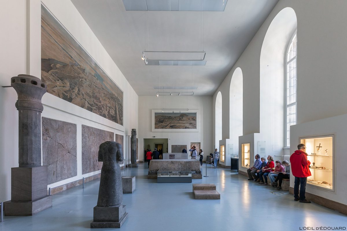 Salle Musée de Pergame - Île aux Musées de Berlin Allemagne / room Pergamonmuseum, Museumsinsel Deutschland Germany Antiquité grecque