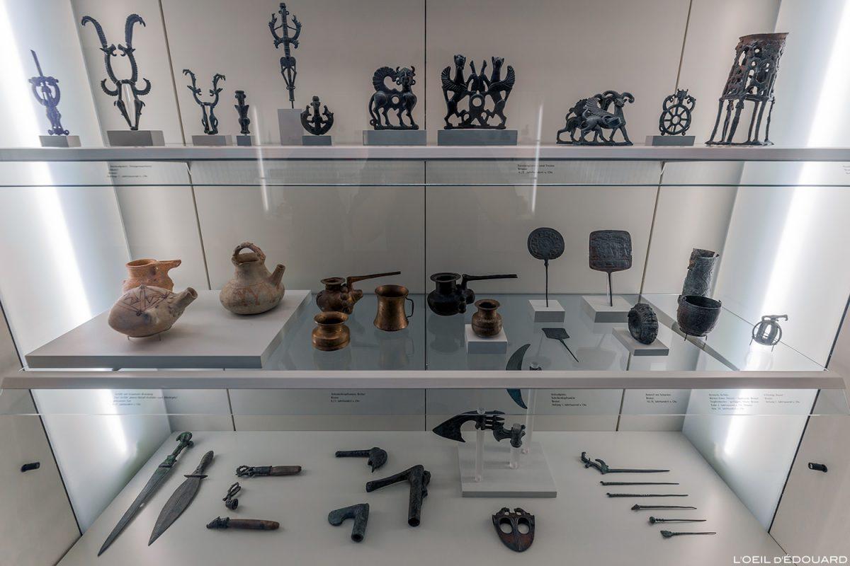Objets exposés Musée de Pergame - Île aux Musées de Berlin Allemagne / Pergamonmuseum, Museumsinsel Deutschland Germany